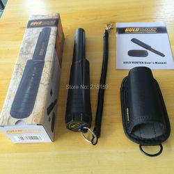 Free shipping handheld metal detector waterproof gold hunter pinpointer metal detector with sheath.jpg 250x250