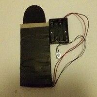 Card elettronica Switcher Santo Mano-i trucchi Magici, carta accessorio magico, trucco, novità del partito/scherzi, close up