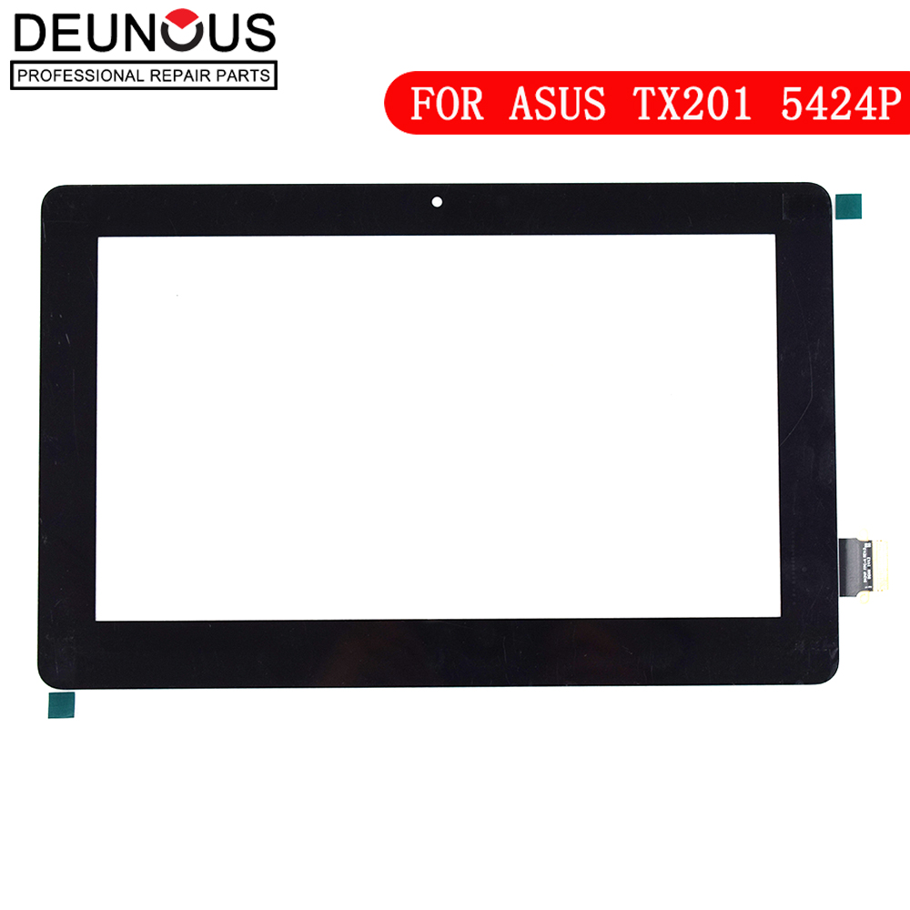 "Original New 11.6"" For ASUS Transformer Tablet PC TX201 TX201LA - P Black Touch Screen Digitizer 5424P FPC-4 Version"