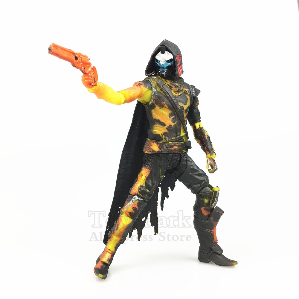 McFarlane Toys DESTINY 2 Cayde-6 Gunslinger 7 Scale Action Figure Golden Gun Cayde 6 Target Exclusive Collectible Bungie GameMcFarlane Toys DESTINY 2 Cayde-6 Gunslinger 7 Scale Action Figure Golden Gun Cayde 6 Target Exclusive Collectible Bungie Game