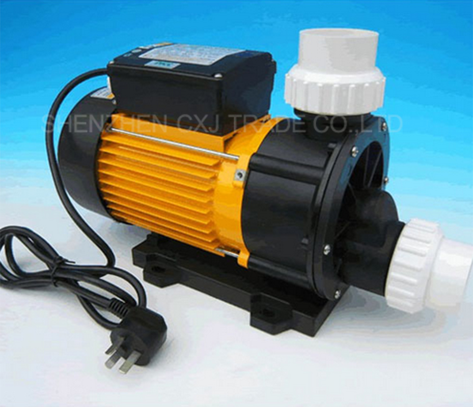 Free Shipping TDA100 Type Water Pump 0.75KW Pump Water Pumps for Whirlpool, Spa, Hot Tub and Salt Water Aquaculturel ja200 2 0hp pump chinese hot tub parts jacuzzi spa tubs whirlpool bath lx jet filter pump 1500 w