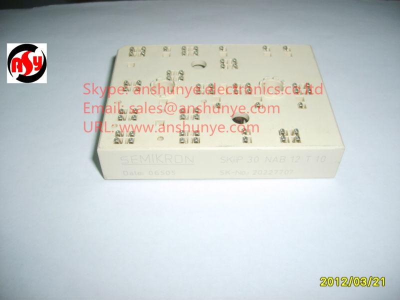 SKiiP30NAB12T10 IGBT Module цена и фото