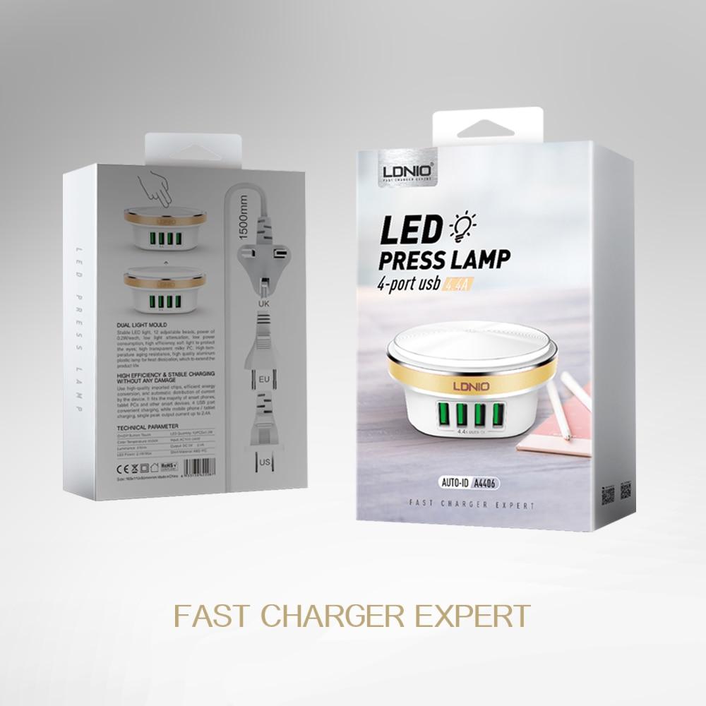 LDNIO Wall charger (9)