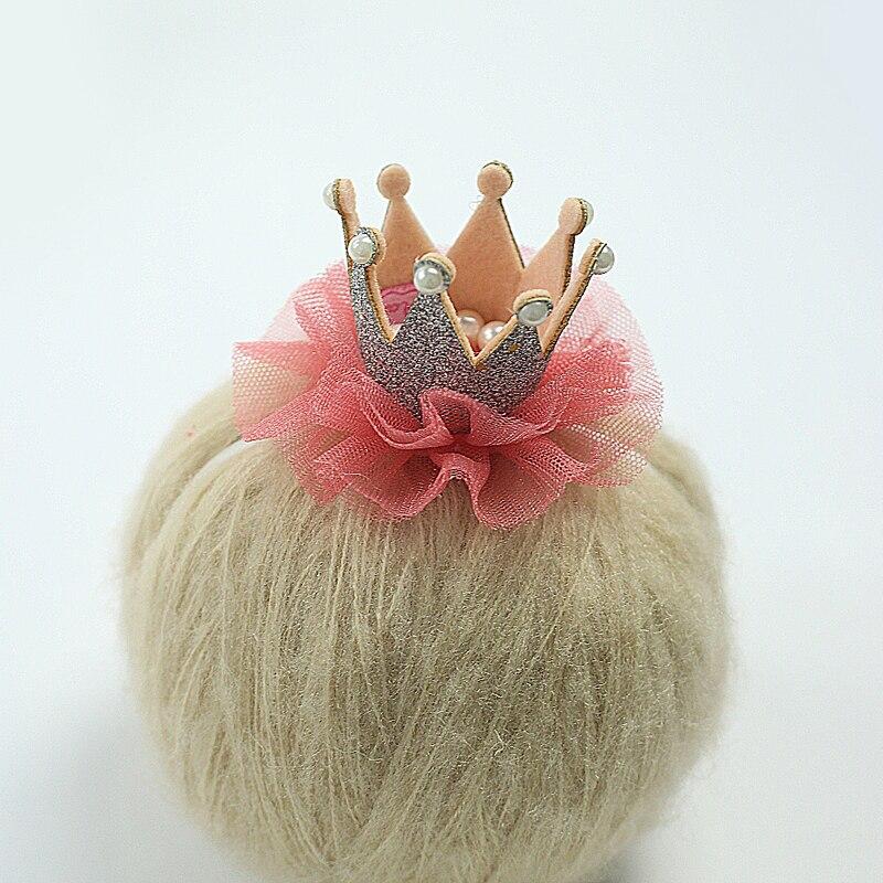 Rode pasgeboren hoofdband fotografie Haarbanden baby bloem parel - Babykleding - Foto 6