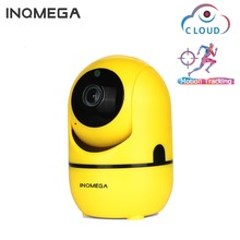 Inqmega nuvem câmera ip sem fio 1080 p inteligente rastreamento automático de segurança em casa humana cctv rede mini wifi cam
