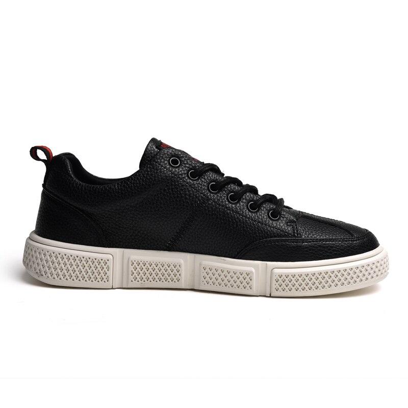 white De Krasovki Hommes Blanc Black Marque Mocassins Casual Mâle Designer Tenis Respirant En Automne Qx3 Cuir Chaussures Mode Sneakers UZdqpw