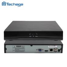 Techage 8CH 1080P מיני NVR מלא HD 8 ערוץ אבטחת CCTV NVR ONVIF P2P ענן רשת וידאו מקליט עבור IP מצלמה מערכת