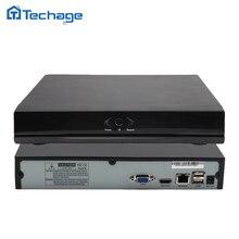 Techage Mini enregistreur vidéo en réseau, pour système de caméra IP, sécurité, 8 canaux, caméra Full HD, 8CH 1080P, NVR ONVIF P2P