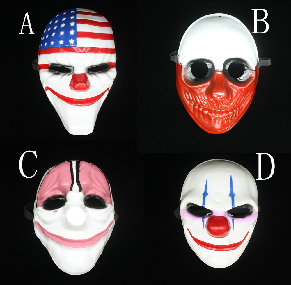 Popular Payday Costume-Buy Cheap Payday Costume lots from China ...