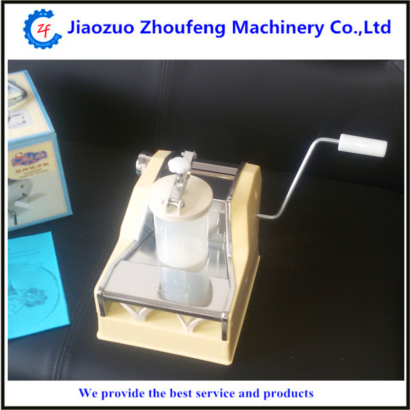 Dumpling forming making machine manual operate manual hand dumpling making forming machine gyoza maker zf