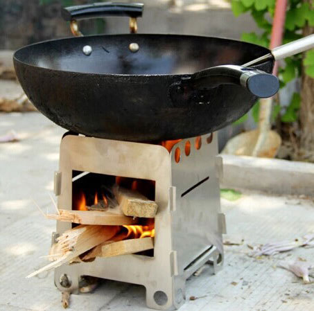Wood Camp Stove WB Designs . - Wood Camp Stove WB Designs
