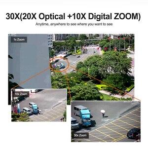 Image 3 - 1080P 4MP 5MP PTZ Camera IP Ngoài Trời Onvif 30X ZOOM Mini Chống Nước Tốc Độ Dome 2MP H.264 Hồng Ngoại 50M P2P Camera Quan Sát Camera An Ninh