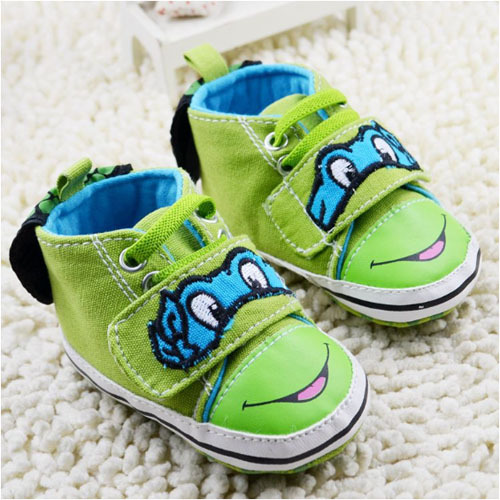 7f30e7cfee ... 2016cute age mutant ninja turtles boys s shoes toddler first ...
