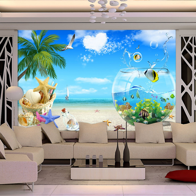 Bedroom fish tank 17 best images about this is so freakin for Aquarium decoration paint