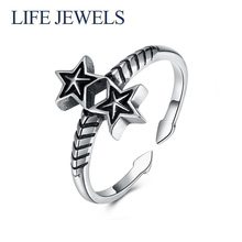 Authentic100% 925 Sterling Silver Rings Charm l Women Luxury Valentines Day Gift Jewelry 18171
