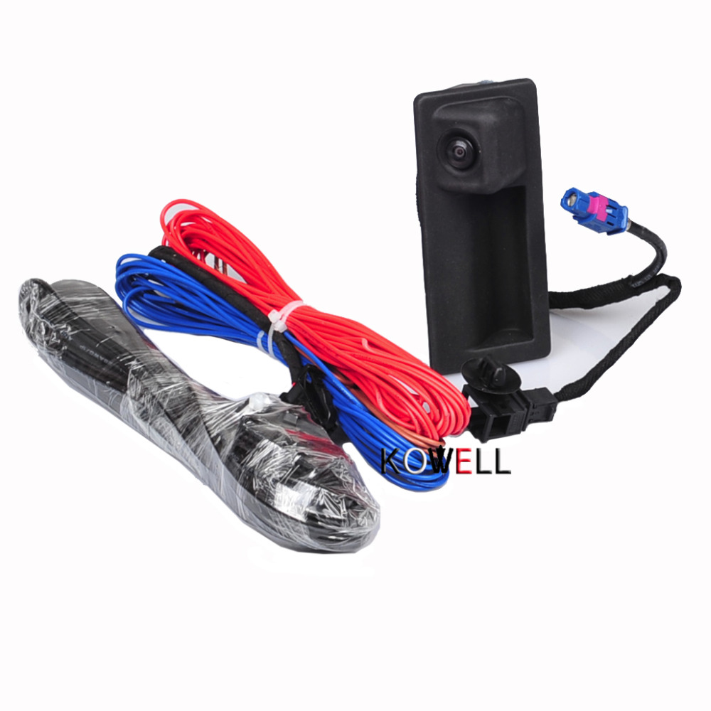 RGB Telecamera Posteriore RVC Per VW Jetta 5 MK5 MK6 Tiguan Passat B7 RCD510 RNS510 5M0 970 161 AC 56D 827 566A, 18D 827 566A