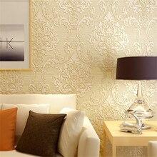 Итальянский стиль современная 3D тиснением тв фоне росписи обоев полосатый обоев рабочего стола для гостиной