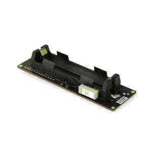 Image 5 - TTGO t луч ESP32 WiFi беспроводной Bluetooth модуль ESP 32 gps NEO M8N LORA32 gps NEO M8N IPEX 18650 Держатель батареи