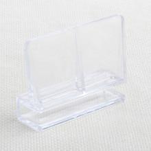 6 мм аквариумные акриловые клипсы для аквариума, держатели для стеклянной крышки, 1 шт