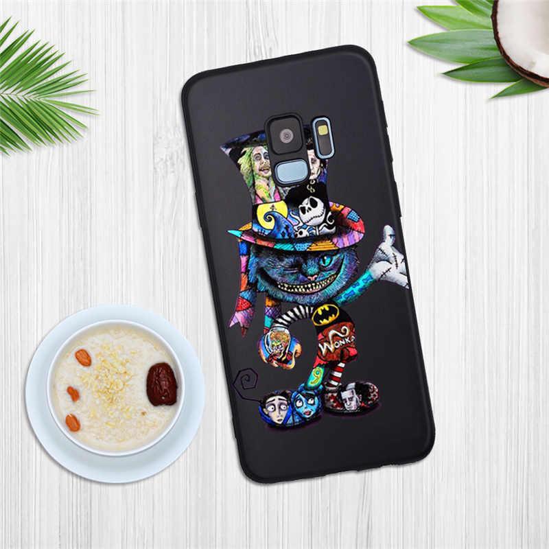 DEADPOOL Joker Nữ Thời Trang Cho Samsung Galaxy S6 S7 Edge S8 S9 S10 S10e Plus Lite Note 8 9 10 Điện Thoại bao Da Ốp Lưng Coque Groot Etui Funda