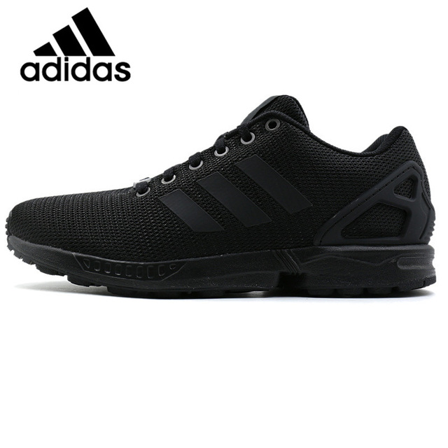 big sale cfc79 90596 US $106.51 30% OFF Official Original Adidas Originals ZX FLUX Unisex  Skateboarding Shoes Sneakers Men and Women Anti Slippery Hard Wearing  Sneakers-in ...