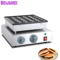 BEIJAMEI Commercial bakery equipment dorayaki making machine mini dutch pancake maker industrial waffle cone maker