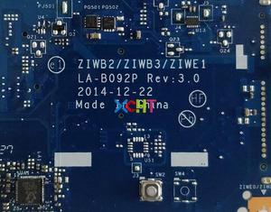 Image 5 - レノボ B40 70 ワット SRIEN i3 4030U CPU ZIWE1/ZIWB2/ZIWB3 LA B092P ノートパソコンのマザーボードマザーボードテスト