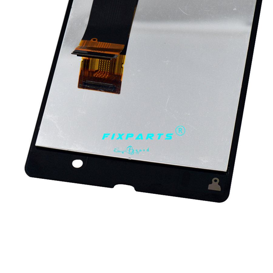 SONY Xperia Z LCD Display Touch Screen Digitizer With Frame