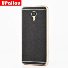 Upaitou чехол для Meizu M3 Примечание Роскошные личи зерна живопись силиконовый чехол для Meizu M3Note (5.5 дюйм) телефон сумка