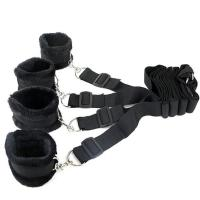 BDSM Bondage Adult Restraints Soft Solid Gag Bed Mattress Set Restraints Sex For Couples Woman Slave
