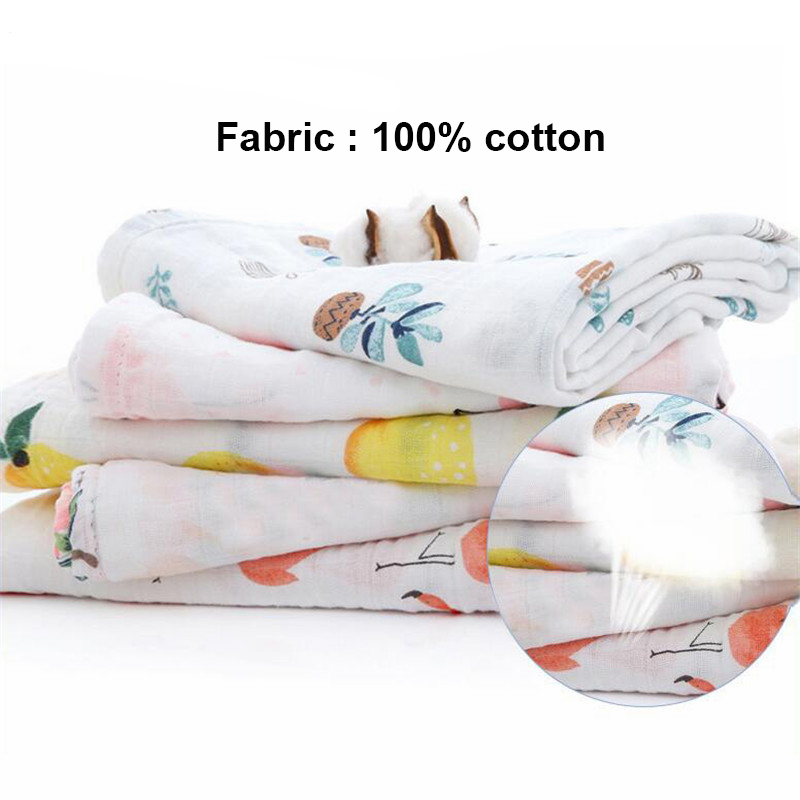 Baby-Blanket-100-Cotton-Newborn-Swaddles-Soft-Baby-Sleepsack-Infant-Blankets-Infant-Gauze-Wrap-Bath-Towel