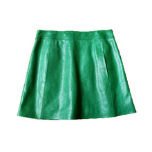 2019 New Fashion Genuine Sheep Leather Skirt G6