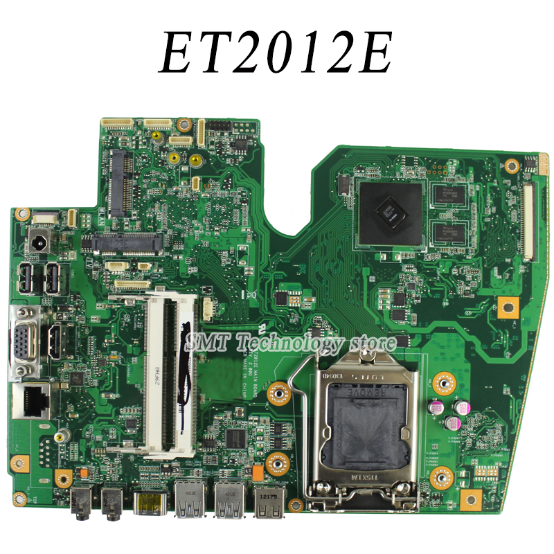 все цены на  For ASUS ET2012E Motherboard Rev 2.00G for laptop system board 100% tested & fully work  онлайн