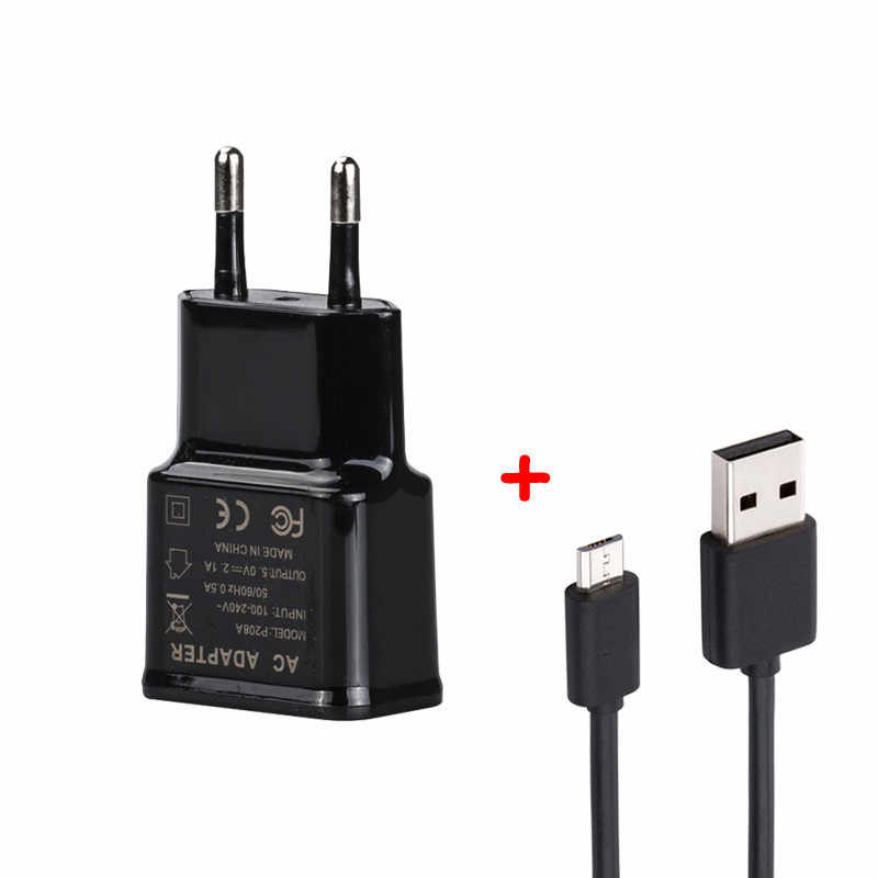 Travel Wall Charger Adapter Voor Blackview A30 A20 A7 Pro A10 S6 R6 Lite P2 E7s E7 R7 A5 A8 max Micro USB