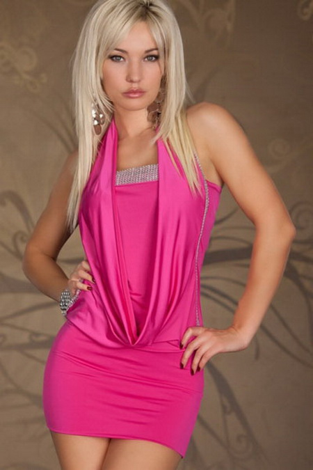 Popular Pink Club Wear-Buy Cheap Pink Club Wear lots from China ...