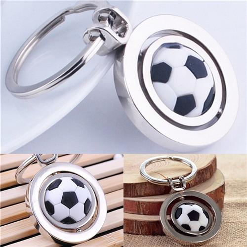 Football Keychain Gits For Men Basketball Car Key Chain Key Ring For Dad Boyfriend Gift Couple Keychain Soccer Keyring For Keys
