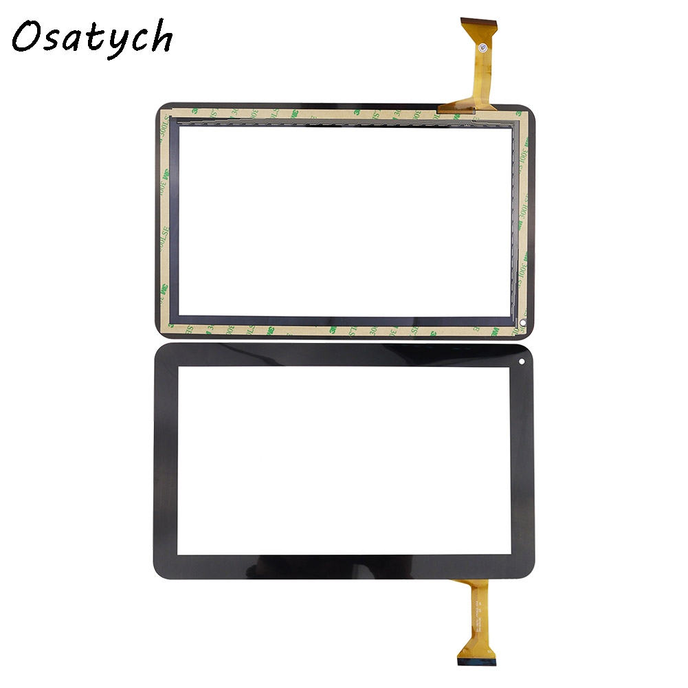 New 10.1 inch Touch Screen for  A20 A23 A33 A31S A83T Tablet YTG-P10025-F1 Glass Panel Digitizer Replacement new 10 1 inch touch screen for a20 a23 a33 a31s a83t tablet ytg p10025 f1 glass panel digitizer replacement