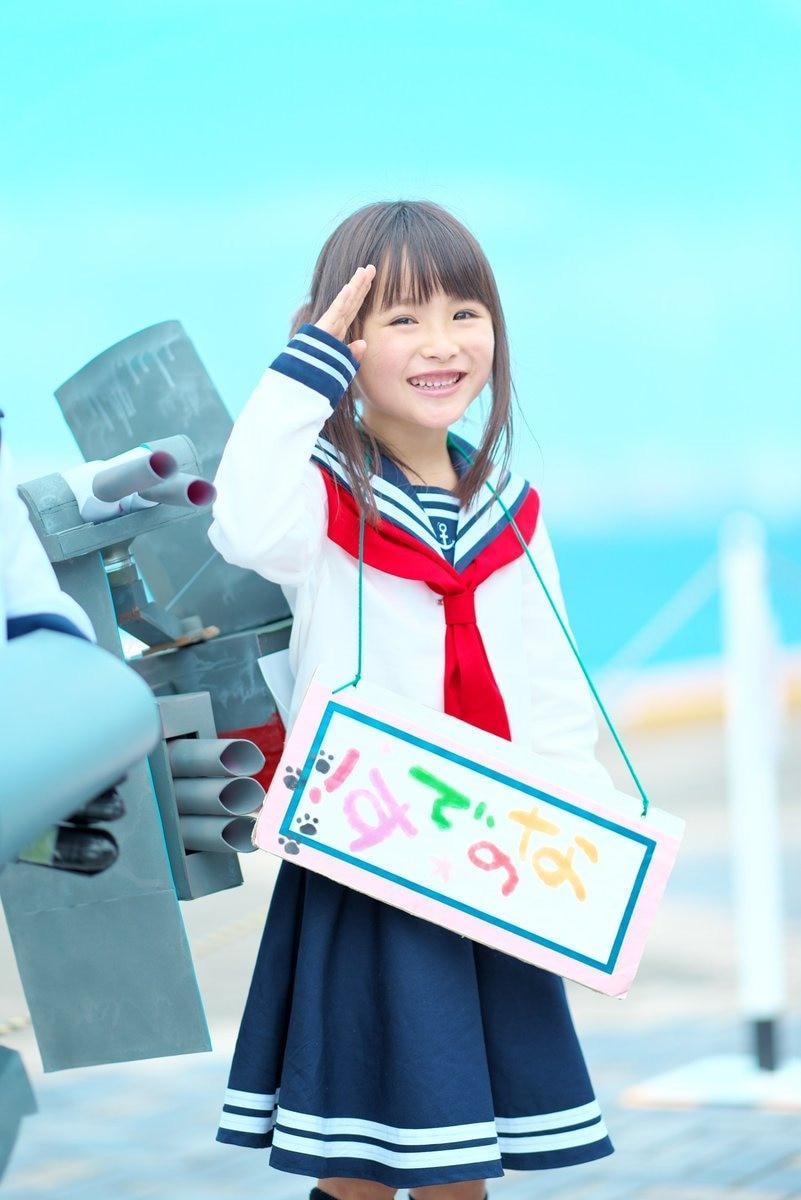 日本超可爱小女孩COSER-ほわ,从小开始的COS生活- ACG17.COM
