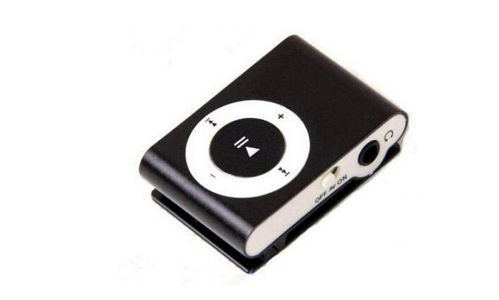 Oglindă MP3 player portabil mini clip MP3 player MP3 impermeabil - Audio și video portabile - Fotografie 2