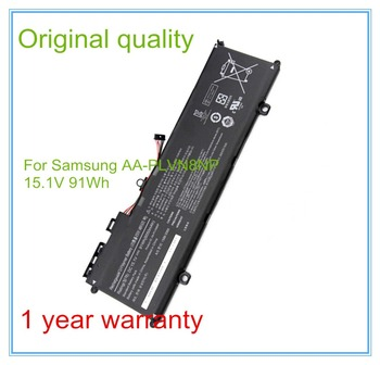 91WH Original New Laptop Battery For Book 8 Touch 870Z5G NP870Z5G 780Z5E NP780Z5E AA-PLVN8NP battery 15.1V 6050mAh