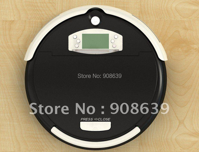 Free Shipping For Russian Buyer/ 4 IN 1 Home Vacuum Cleaner Robot