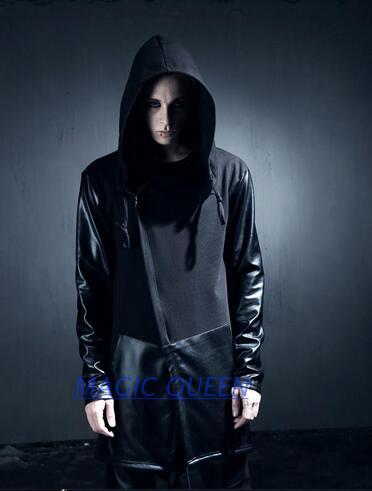 ③Modische nner hemd mit woolen straps eine von nach ma
