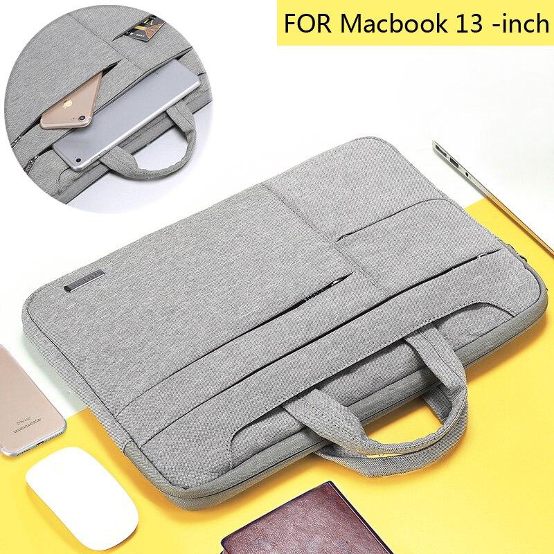 Handbag/ Sleeve For Apple MacBook 13 Inch, 2018 High Quality Laptop Bag For Air Pro Retina / New Pro 13.3