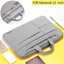 """Torebka/rękaw dla apple MacBook 13 cal, 2018 wysokiej jakości torba na laptopa dla Air Pro Retina/nowy Pro 13.3 """"z touch bar"""