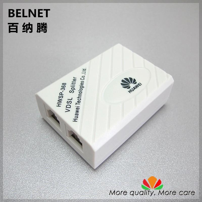Original Huawei VDSL splitter broadband telephone splitter Surge lightning protection anti noise ADSL Modem filter RJ11 Adapter