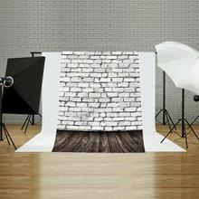 Alloyseed pano tijolos foto fundo estúdio fotográfico acessórios fotografia backdrops tela mesa foto decoração para casa