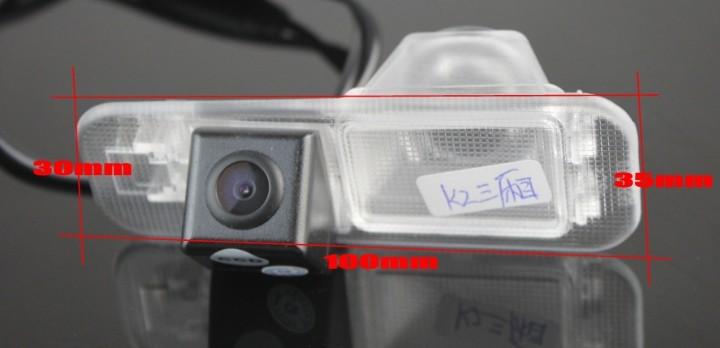 Car Camera For Hyundai Grand Avega  Solaris  Fluidic Verna Sedan High Quality Rear View Back Up Camera For Fans  RCA size