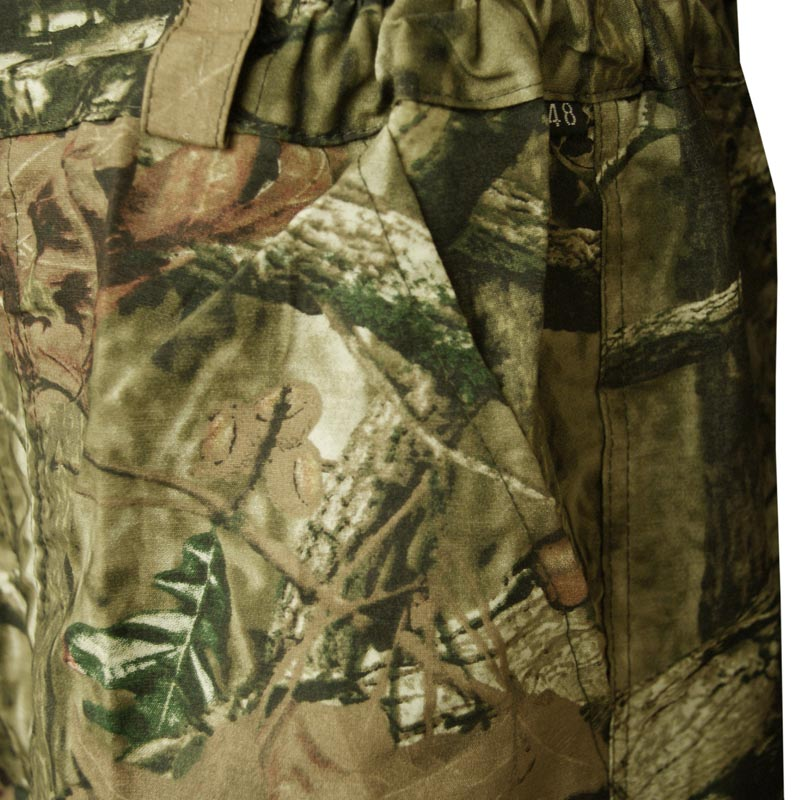 Summer Army Fan Loose Bionic Camouflage Shorts Men's Hunting Shorts Cotton Thin Breathable Casual Fishing Hiking Camping Shorts 5