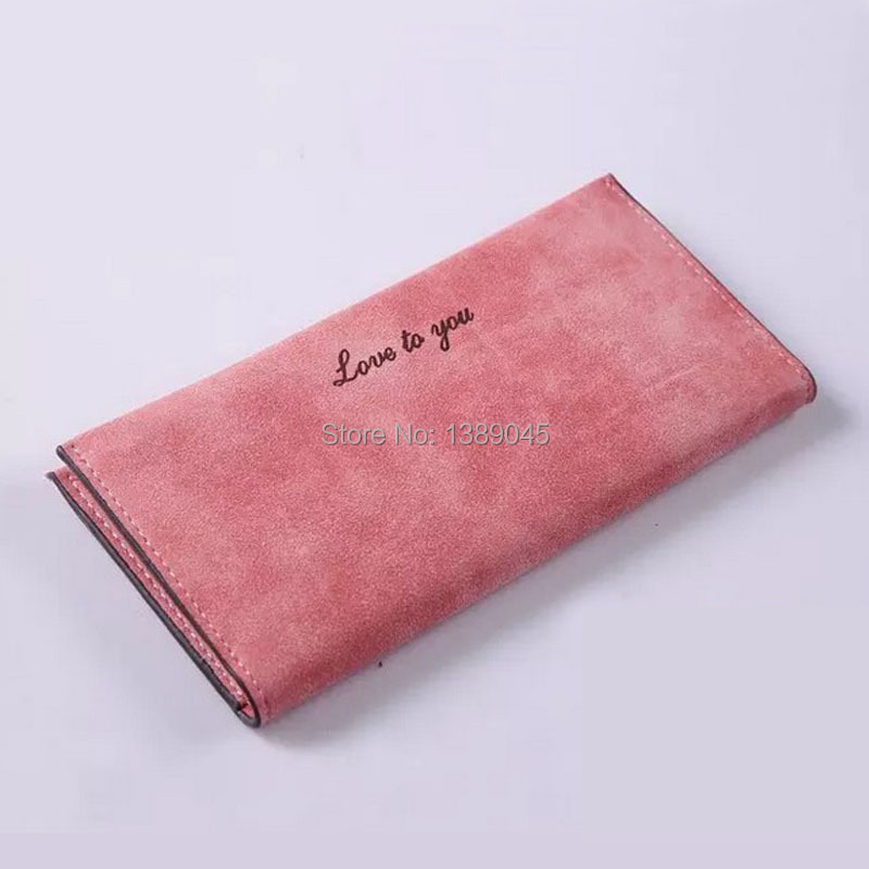 NEW Fashion Leather Long Wallets Women Wallet Ladies' Purse Bag Handbag Card Pack 1822