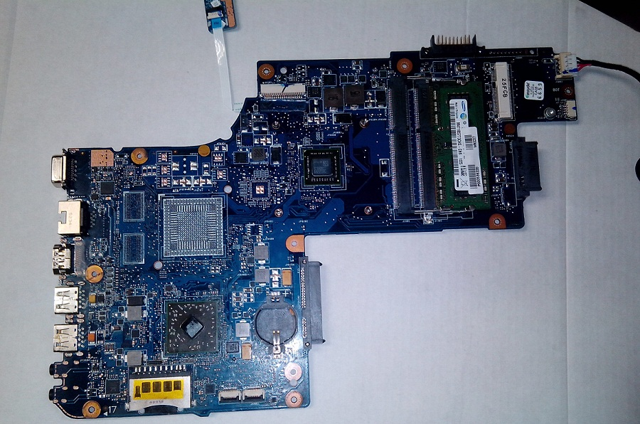 H000052450 C850D C855 L850D motherboard for toshiba satellite laptop,100% tested good!